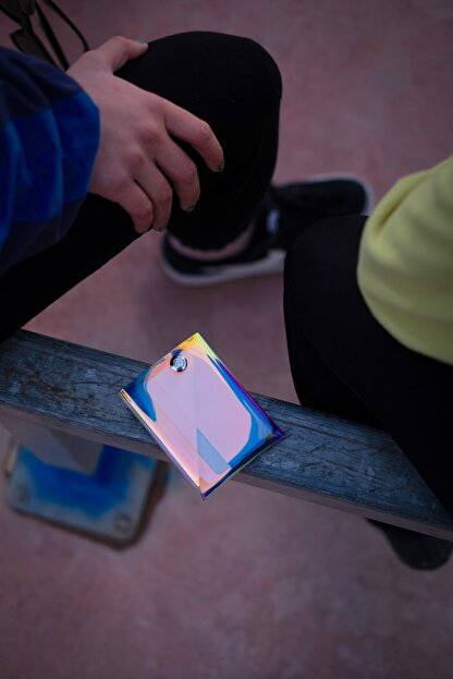 Badger Collection Katlanır Cüzdan - Unisex Kartlanır Hologram