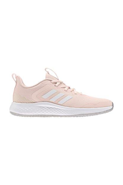 adidas FLUIDSTREET Pembe Kadın Koşu Ayakkabısı 100663836