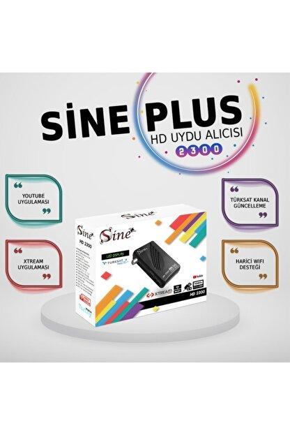 Sine Plus 2300 Hd Mini Uydu Alıcısı Tkgs