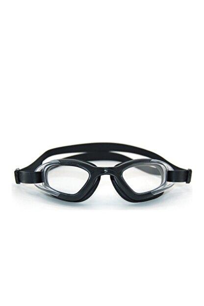Cosfer CSF-GS3S (Siyah) Silikon Yüzücü Gözlüğü Şeffaf Özel Kutuda