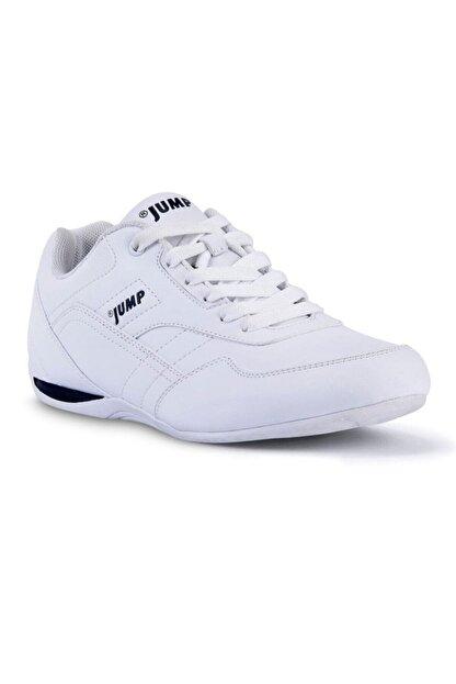 Jump 24847 Beyaz Anatomik (40-45) Erkek Spor Ayakkabı