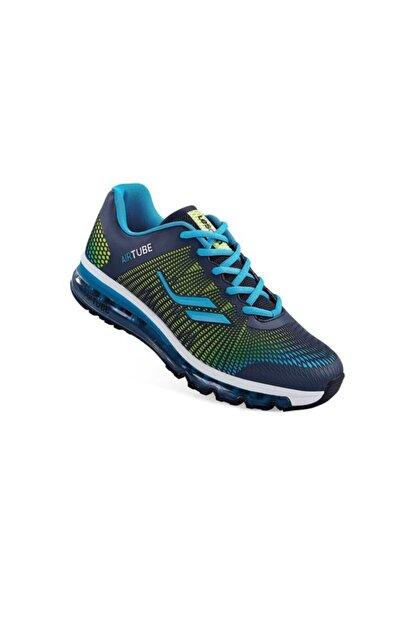 Lescon Erkek Turkuaz Aırtube Spor Ayakkabı L-4507