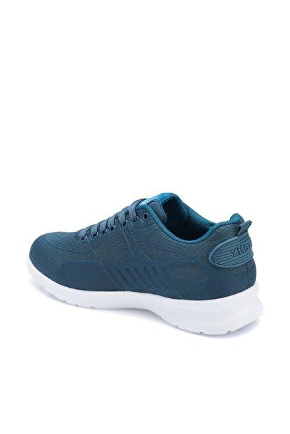 Kinetix Nına Mesh Petrol Unisex Sneaker Ayakkabı