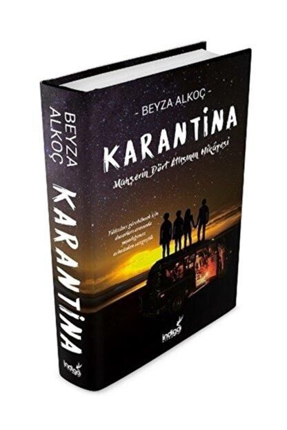 İndigo Kitap Karantina (Ciltli) - Beyza Alkoç -