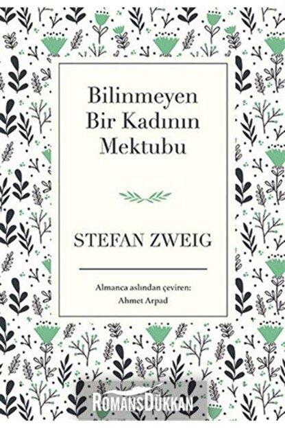 Koridor Yayıncılık Stefan Zweig Bilinmeyen Bir Kadının Mektubu Ciltli Özel Seri