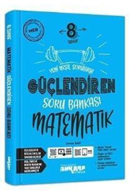 Ankara Yayıncılık 8. Sınıf Lgs Matematik Güçlendiren Soru Bankası