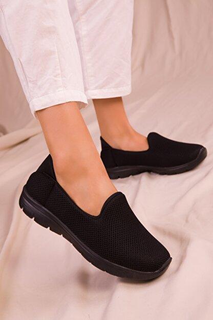 RAHATADIMLAR Kadın Siyah-siyah Sneaker