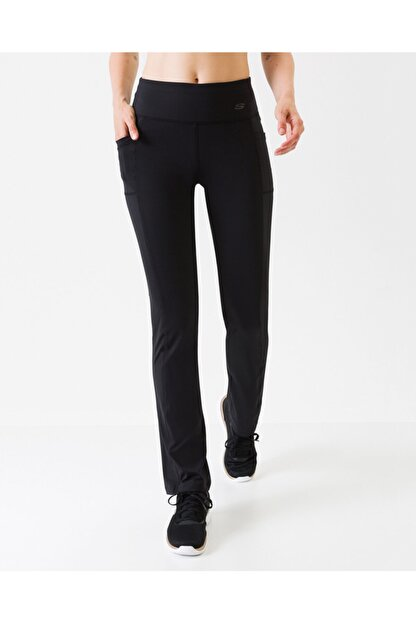 Skechers Core Tights W Base Loose Pant Kadın Siyah Tayt S201255-001