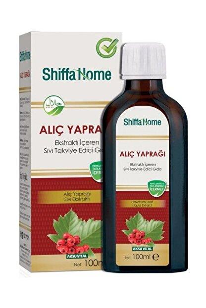 Shiffa Home Alıç Ekstratı 100 Ml