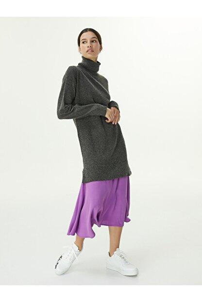 Twist Renk Geçişli Elbise