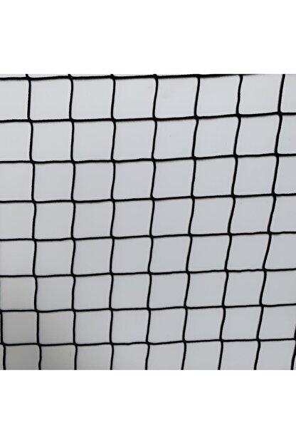 Nodes 200*300cm - Balkon Filesi Ağı - Kedi Filesi - Kuş Filesi - Çocuk Filesi - Siyah
