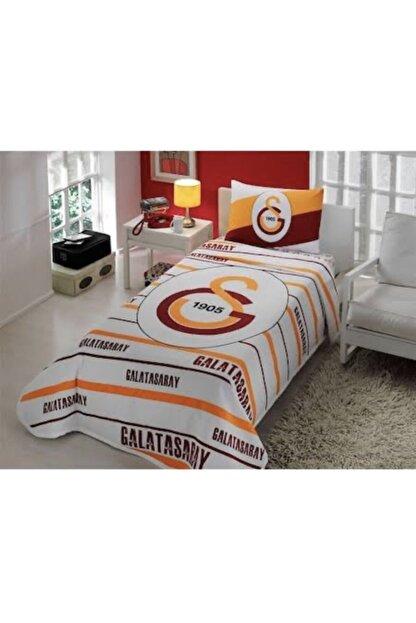 Tac Lisansli Galatasaray Logo Tek Kisilik Pike Takimi Fiyati Yorumlari Trendyol