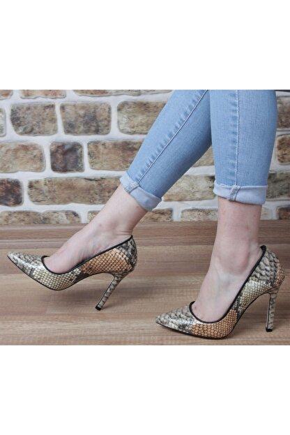 Pierre Cardin Topuklu Ayakkabı (pc-50146)