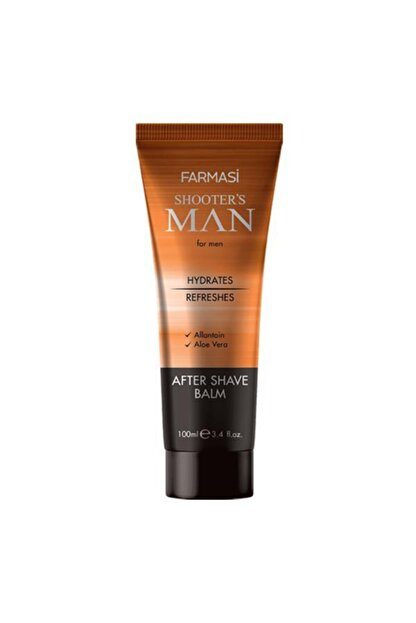 Farmasi 1111071 Shooters Man After Shave Balm Balsam 100ml
