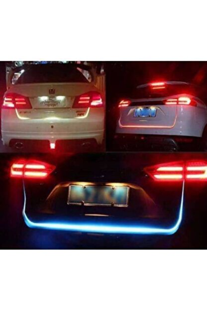 Emroto Mazda 6 Bagaj Altı Kayan Led Kayar Led 120 Cm