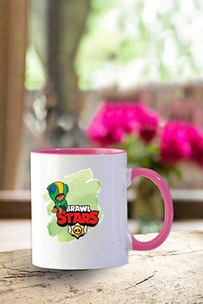 GiftStore Brawl Stars - Leon- Pembe Kupa-21
