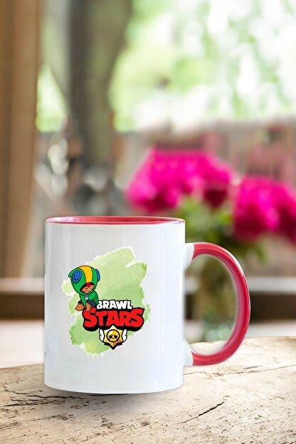 GiftStore Brawl Stars - Leon- Kırmızı Kupa-21