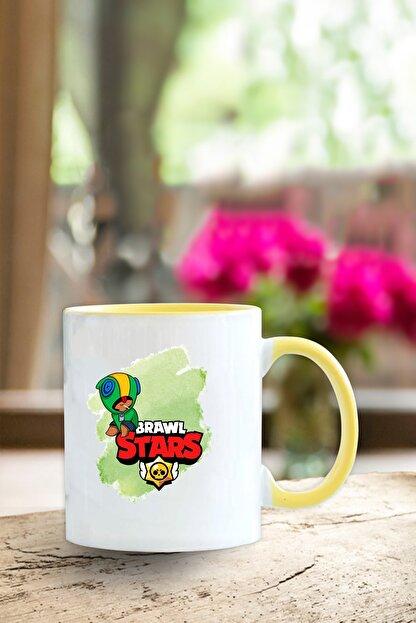 GiftStore Brawl Stars - Leon- Sarı Kupa-21