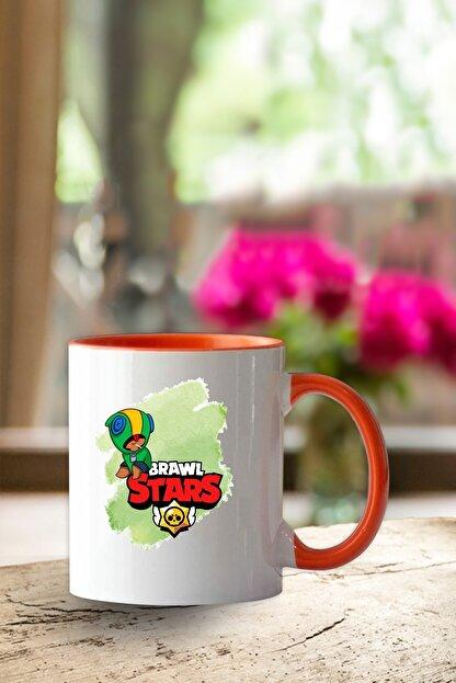 GiftStore Brawl Stars - Leon- Turuncu Kupa-21