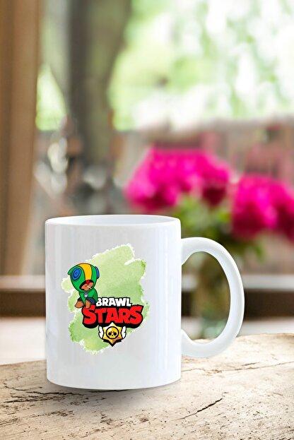 GiftStore Brawl Stars - Leon- Beyaz Kupa-21