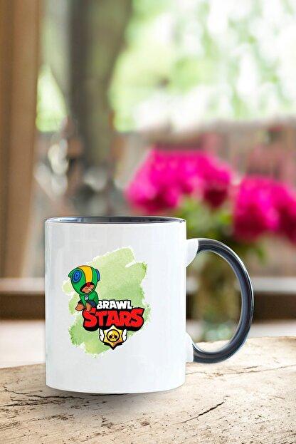 GiftStore Brawl Stars - Leon- Siyah Kupa-21