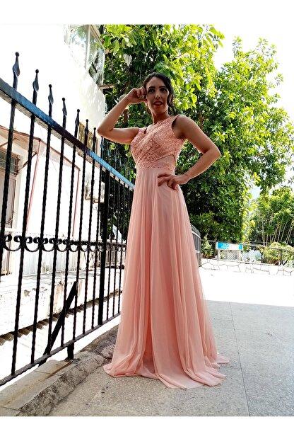 Dejavu Abiye Kadin Tul Etek Prenses Model Abiye Elbise Trendyol