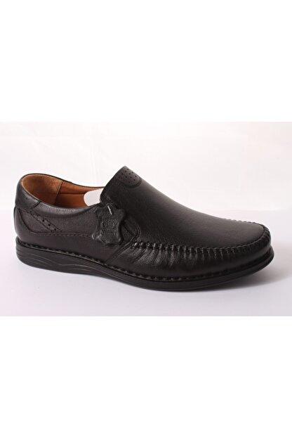 Polaris 91.105517.M Siyah Erkek Klasik Ayakkabı 100370756
