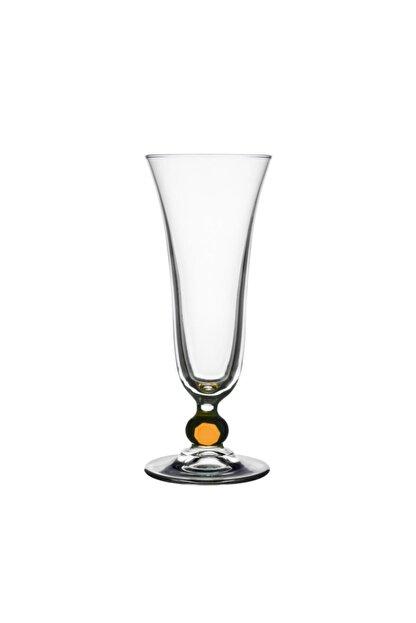 Paşabahçe 704132 Sofia 6lı Turuncu Fülüt Şampanya Bardağı