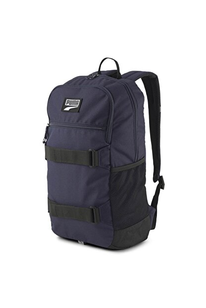 Puma Unisex Sırt Çantası - Deck Backpack Peacoat - 07690507