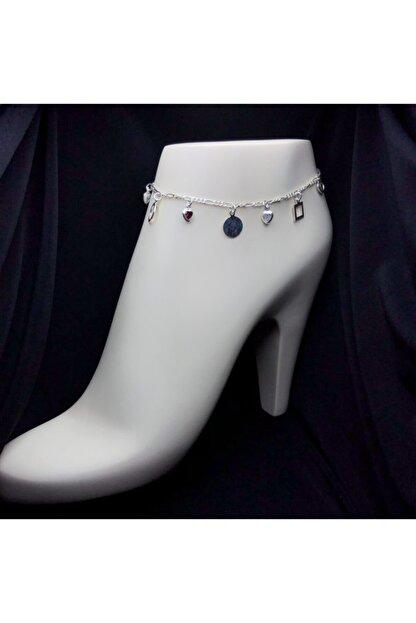 Midyat Gümüş Kenti 925 Ayar Yaz Modeli Gümüş Bayan Halhal