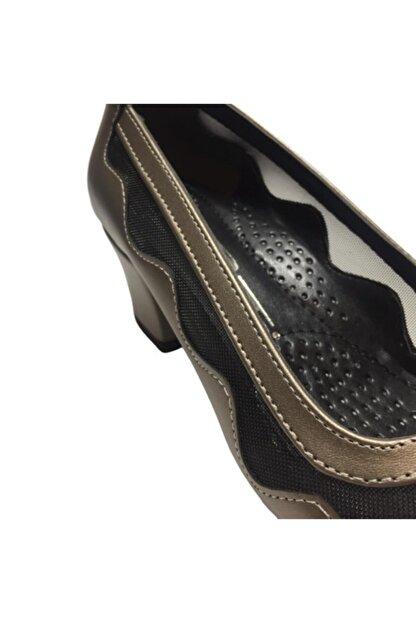 PUNTO 386009 Kadın Abiye Ayakkabı