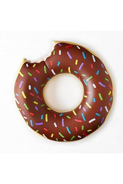 aydpromosyon Donut Deniz Yatağı 90 Cm Çapında Havuz Yatağı Simit