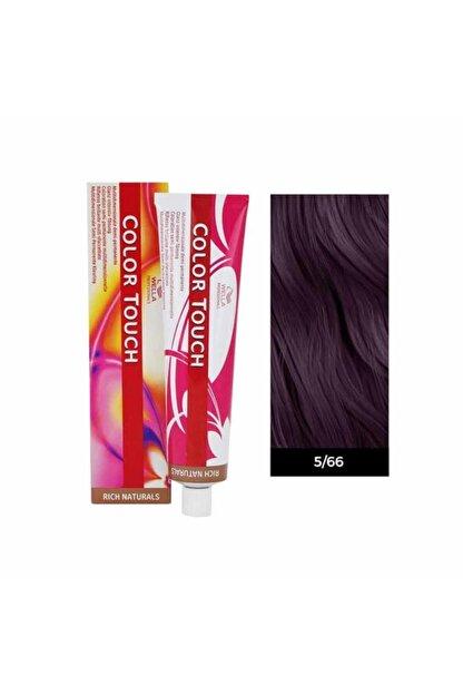 Wella Color Touch Plus 5/66 Saç Boyası 60 Ml