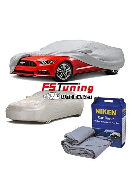Niken Mazda 3 Oto Branda Araç Örtüsü 2009+
