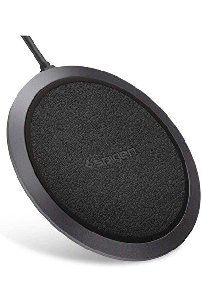Spigen Essential F308w Hızlı Kablosuz Şarj Cihazı Ios 7.5w (qı Sertifikalı Tüm Cihazlar Ile Uyumlu)