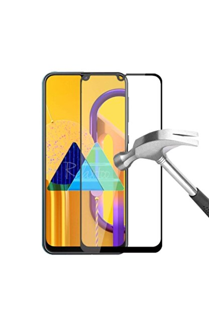 Dijimedia Samsung M31 5d 9d Tam Kaplayan Cam Ekran Koruyucu