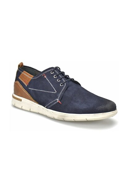 Flogart 321 M 1492 Lacivert Erkek Comfort Ayakkabı