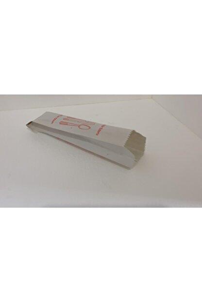 1001 Ambalaj Kese Kağıdı Kuşe Piyasa Baskılı Çatal Bıçak Servis Kağıdı