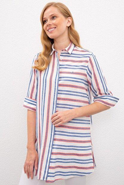 US Polo Assn Kadın Gömlek G082SZ004.000.980259