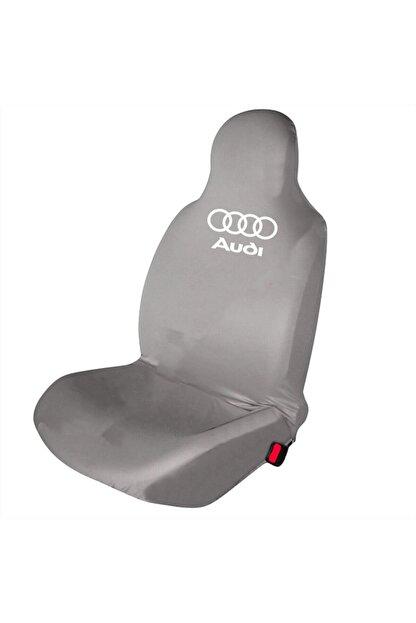 Mirsepet Audi A6 Koltuk Servis Kılıfı Gri Ön Ve Arka 4 Parça Takım