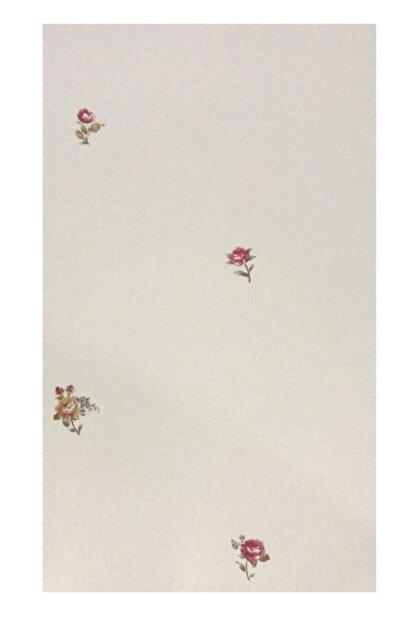 Asyaink Açık Renk Minik Çiçek Desenli Duvar Kağıdı Uniq T-serisi Tk03-12