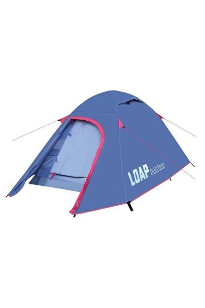 Loap Asp 3 Kişilik Kamp Çadırı