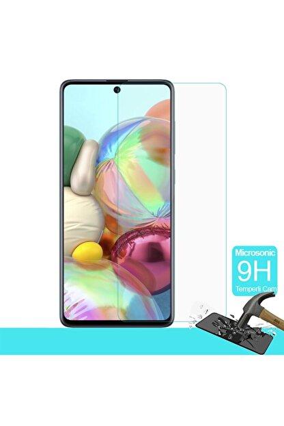 Canpay Galaxy A71 Ekran Koruyucu Yeni Nesil Kırılmaz *hd Cam Screensaver