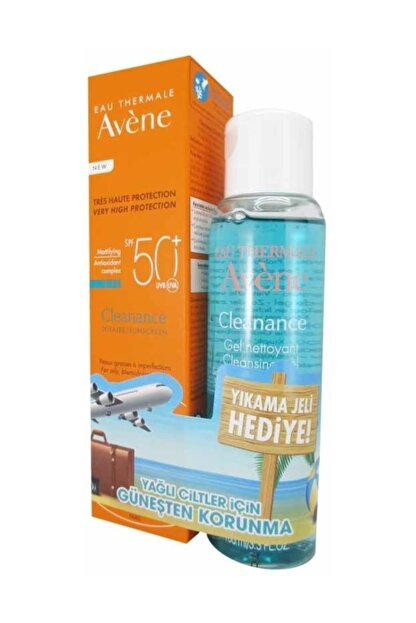 Avene Cleanance Solaire Spf50+ 50 ml Güneş Koruyucu
