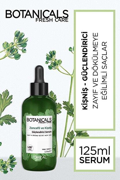 Botanicals Kişniş Güç Kaynağı Serum 125 ml 3600523371167
