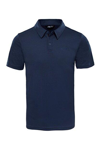 The North Face Erkek Lacivert Tanken Polo Yaka T-shirt