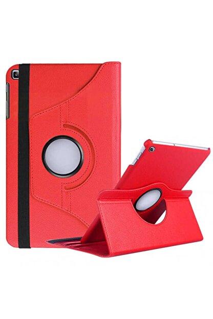 Mobildizayn Kırmızı Apple Ipad 3 360 Derece Dönebilen Tablet Kılıfı