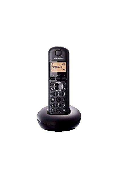Panasonic Kx-tgb210 Dect Telsiz Telefon - Siyah