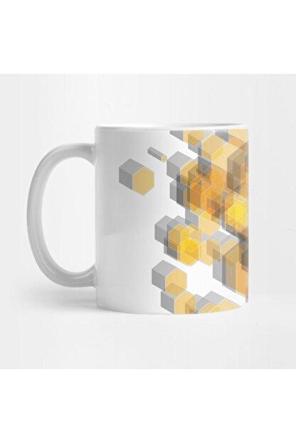 TatFast 3d Hexagon Background Vı Kupa