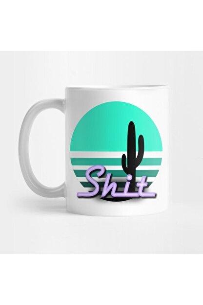 TatFast Neon Sunsets: Shit And Saguaro Cactus Kupa